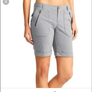 Athleta bermuda shorts